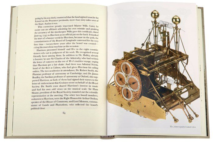 a review of the book longitude by john harrison Editorial review dava sobel's longitude tells the story of how 18th-century scientist and clockmaker william harrison solved one of the most perplexing problems of history--determining east-west location at sea.