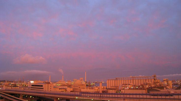 2009,November,sunset