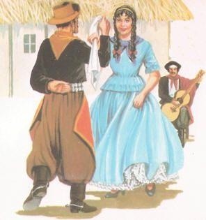 danza argentina chacarera