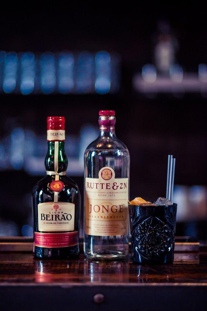 O Licor Beirão mostrou, no Perfct Serve, a sua versatilidade - um espirituoso que se pode reinventar em vários cocktails.