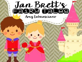 Jan Brett Fairy Tales