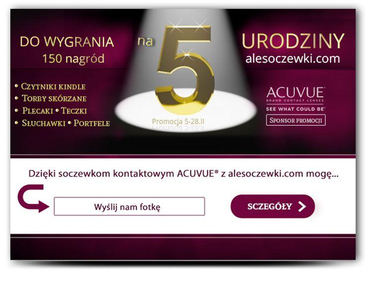 5 Urodziny Alesoczewki.com