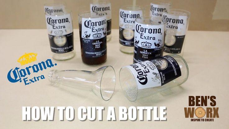 HOW TO MAKE CORONA GLASSES - YouTube
