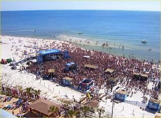 Panama City Beach, Spring Break