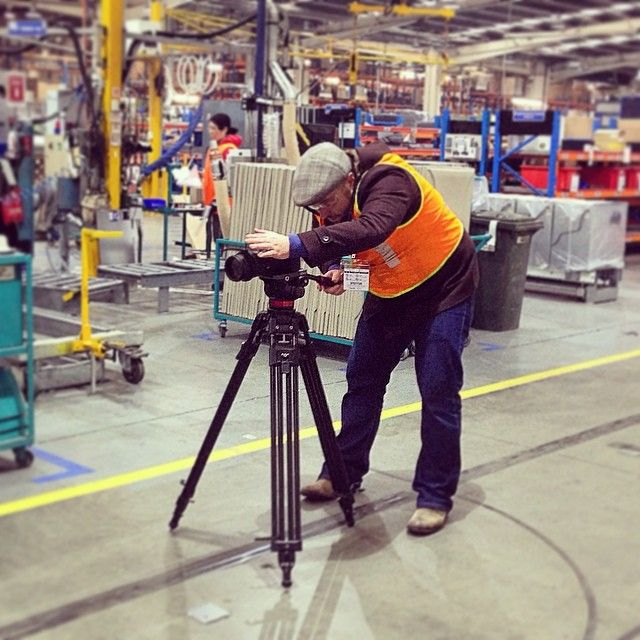 Safety was the order of the day today at our Webb Australia materials handling shoot. Hi-Vis vests ✔️goggles ✔️berets ✔️.