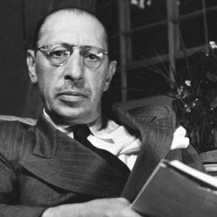 Igor Stravinsky (17 de junio de 1882 – Nueva York, 6 de abril de 1971)