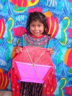 Niñez de Color, Guatemala. #PintaTusSueños