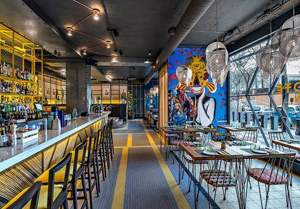 Actualidad Actualidad 'Peyote San': así es el nuevo restaurante mexicano-japonés del Grupo Larrumba