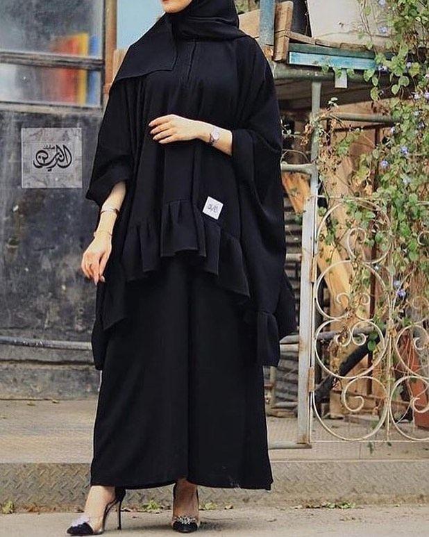 3baih عباية عبايات كويتيه عبايات دبي عبايات مودل جلسة تصوير ازياء جديد عبايات خليجية اناقة Fashion Abaya Fashion Nun Dress