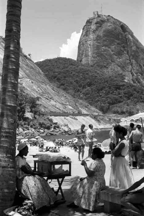 Praia Vermelha, Rio de Janeiro, RJ, Brasil