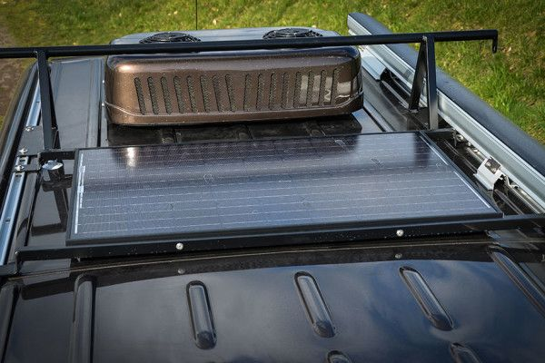 Custom Built Vans Roof Repair Roofing Build A Camper