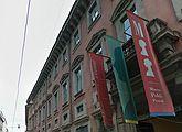 L'ingresso del Museo Poldi Pezzoli