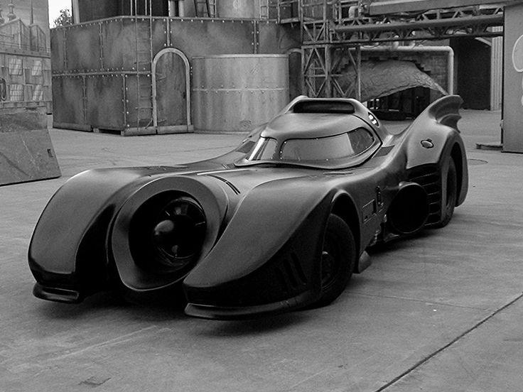 Zac Mihajlovic – La Batmobile de Michael Keaton plus vraie que nature