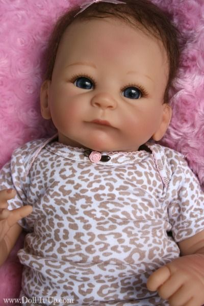 f1d9f92d0 Our New Ashton-Drake Baby Doll  part 2