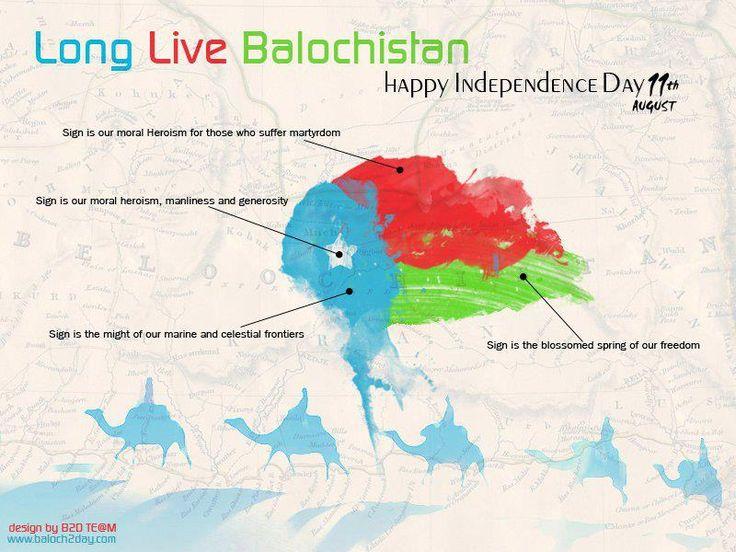 Long Live Balochistan