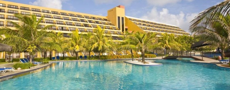 Pestana Natal Beach Resort | Hotel em Natal | RN (opção mais em conta)