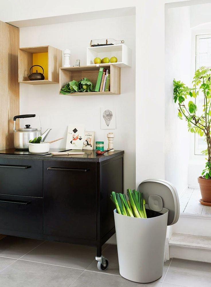 6 kickass alternatives to traditional upper kitchen cabinets apartment therapy upper kitchen on kitchen cabinets upper id=87545