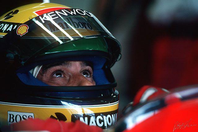 Best of The Cahier Archive: Ayrton Senna - Motorsport Retro