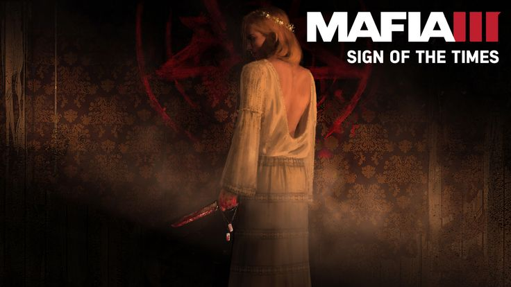 Image result for mafia 3 sign of the times release date