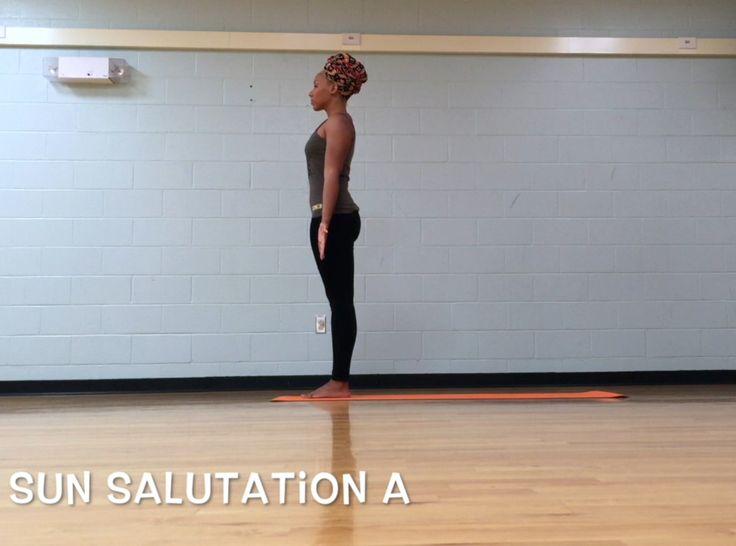 Intro to Sun Salutation A