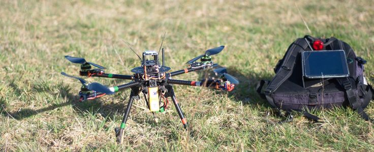 Tarot FY650 Quadcopter | by woozie2010
