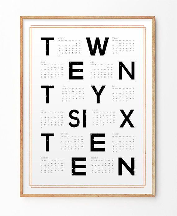 Calendar Typography Gear : Best quote prints images on pinterest