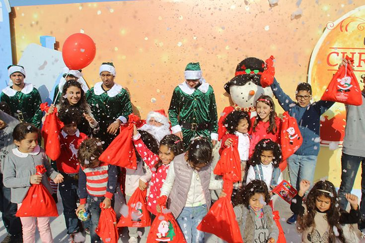 Why #Emaar's #Christmas #Festival Was the #Best in #Town