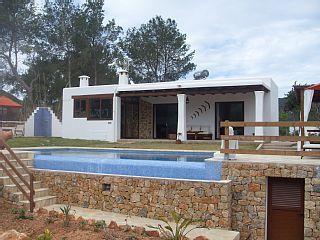 Huur een cottage op Sant Joan de Labritja, Balearen dichtbij het strand met 1 slaapkamer. Voor een complete vakantie - HomeAway