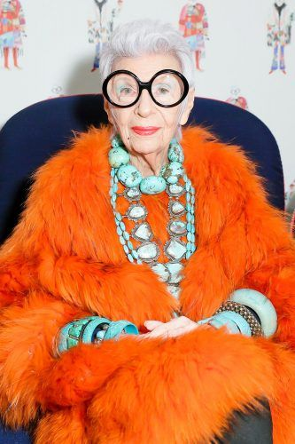Iris Apfel is getting her own line of emojis                                                                                                                                                                                 More
