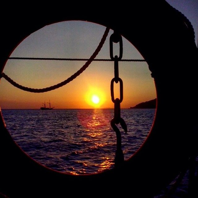 Sunsets onboard our liveaboard, Ikan Biru.