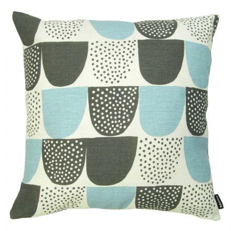 Sokeri Cushion Cover (Aqua) - hardtofind.