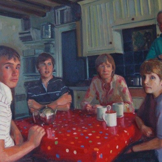 Joseph Galvin 'Family Group'