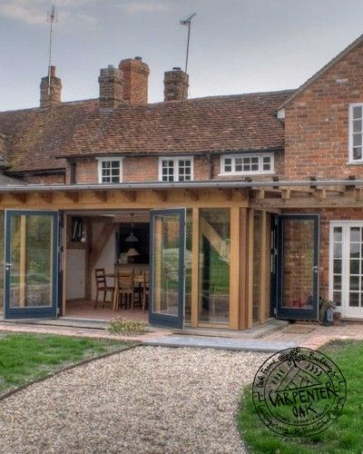 65 best images about house porches on pinterest for Conservatory doors exterior