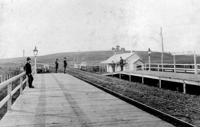 Pascoe Vale Railway Station, Victoria