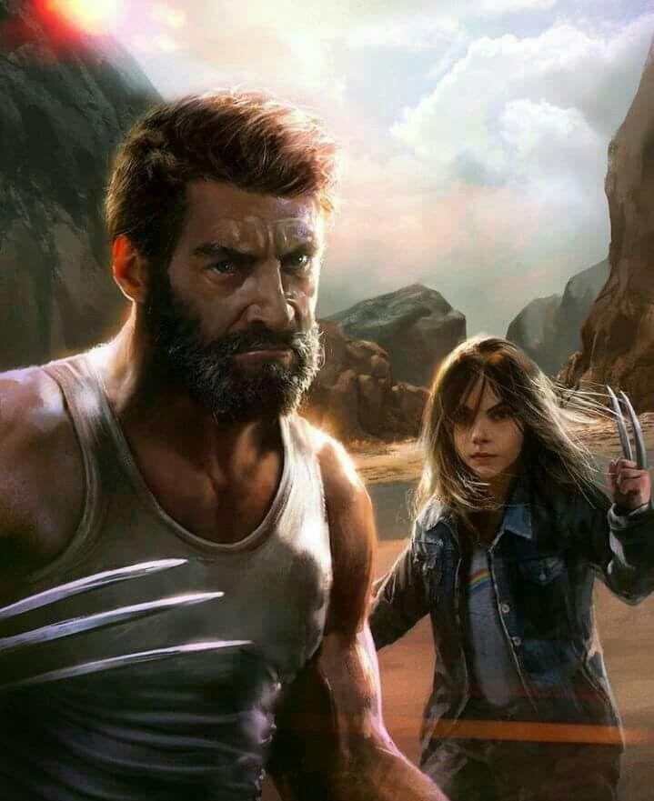 Logan and Laura ...