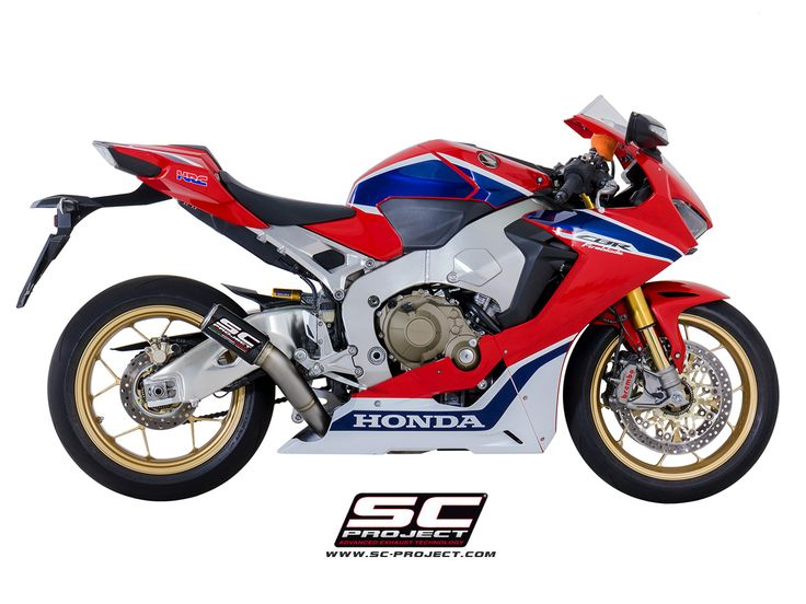 HONDA CBR1000RR /SP '17 EXHAUSTS BY SC-PROJECT