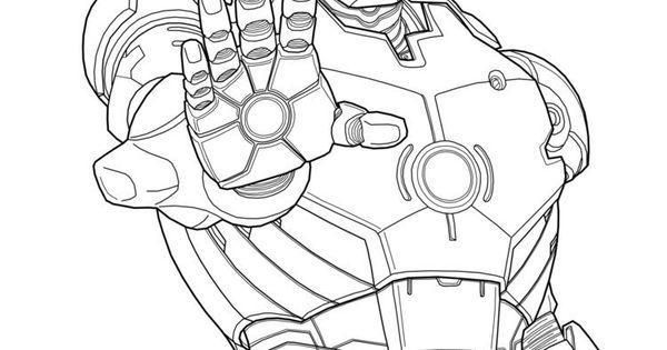 51 Iron Man Coloring Pages To Print Coloring Pages Coloring Pages To Print Iron Man