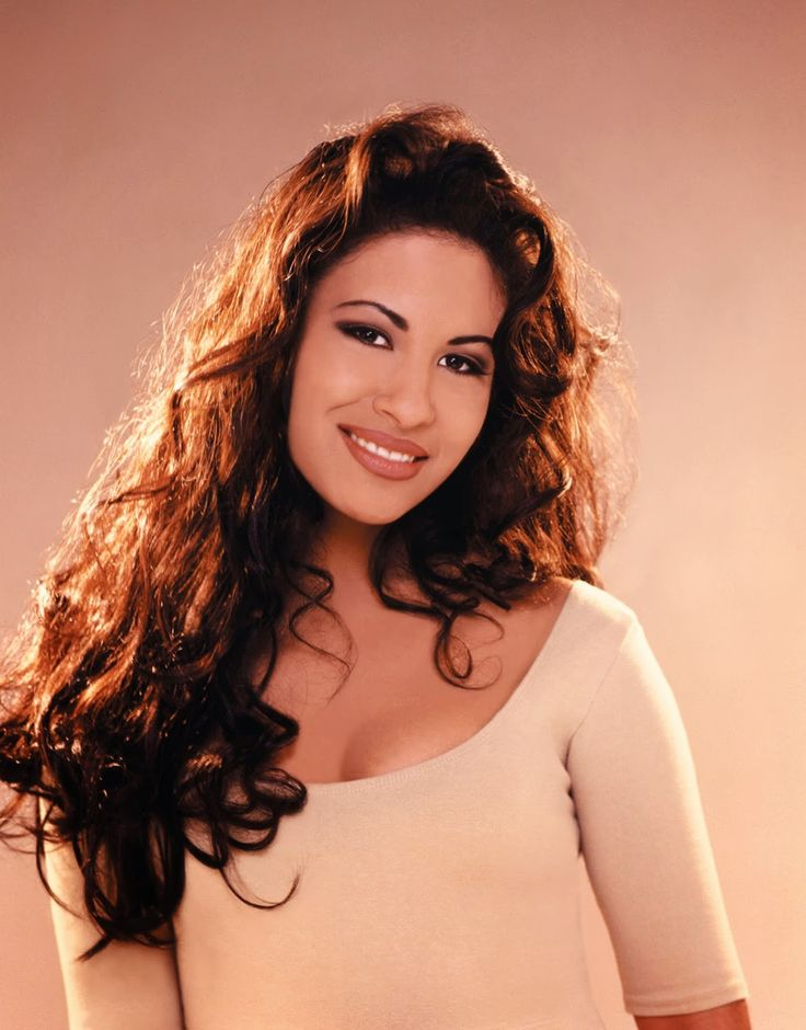 LYDIA ICONS: Selena Quintanilla Perez