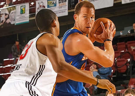 THE OFFICIAL SITE OF THE NBA DEVELOPMENT LEAGUE: Santa Cruz Warriors
