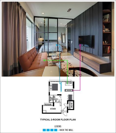 37 Best HDB 2-Room BTO Images On Pinterest