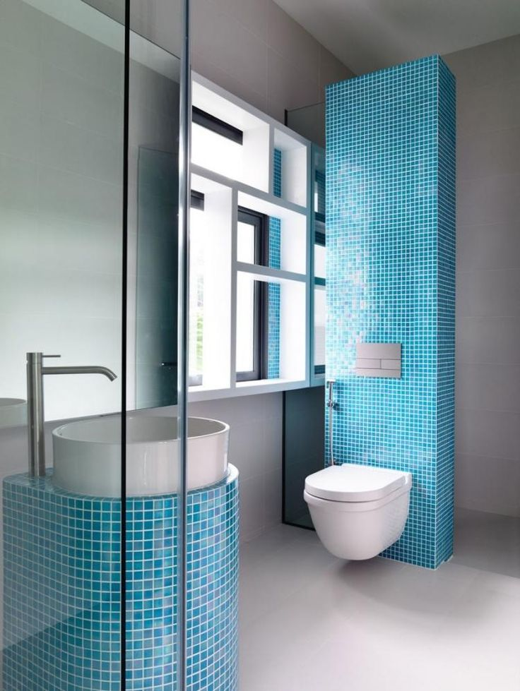 78 best Salle de bain images on Pinterest Bathroom, Toilettes deco - Comment Decorer Ses Toilettes