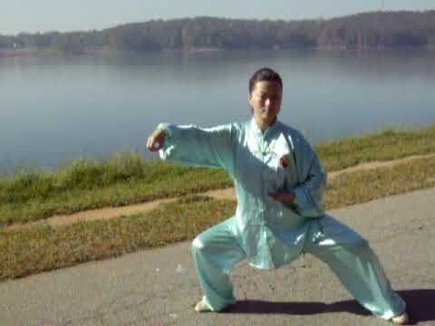 Tai Chi---Morning exercise