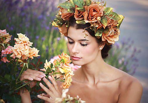 Sohemi_art / Kvetinová čelenka