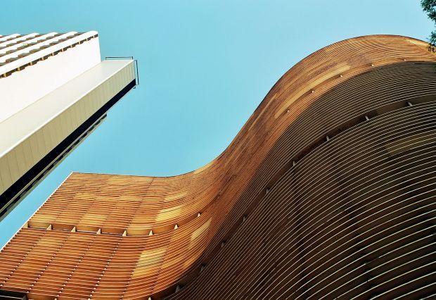 Edifício Copan em São Paulo (Daniel Guimarães )