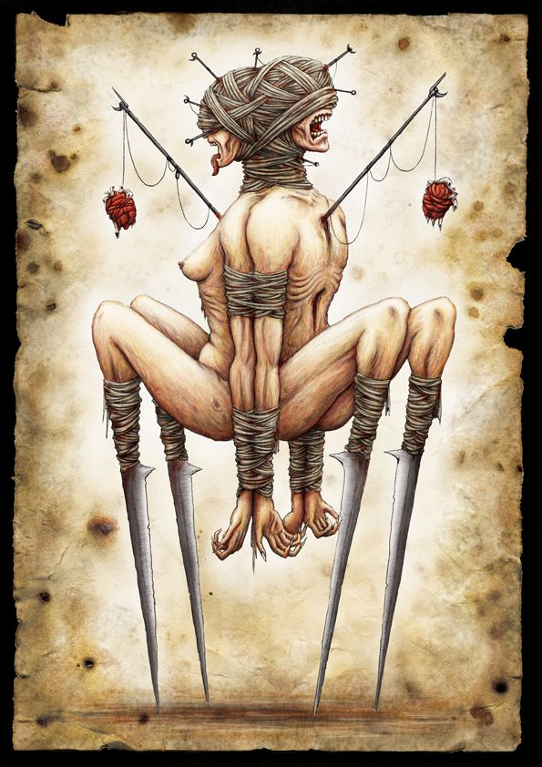 No, These Creature Illustrations Aren't 'Silent Hill' Concept Art
