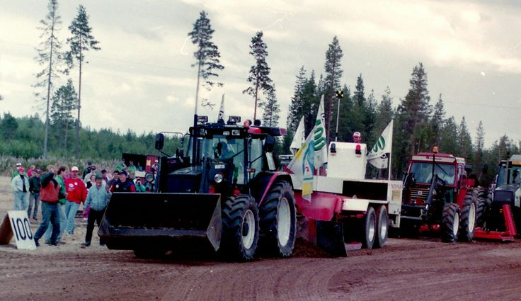 Tractor Pulling Valmet