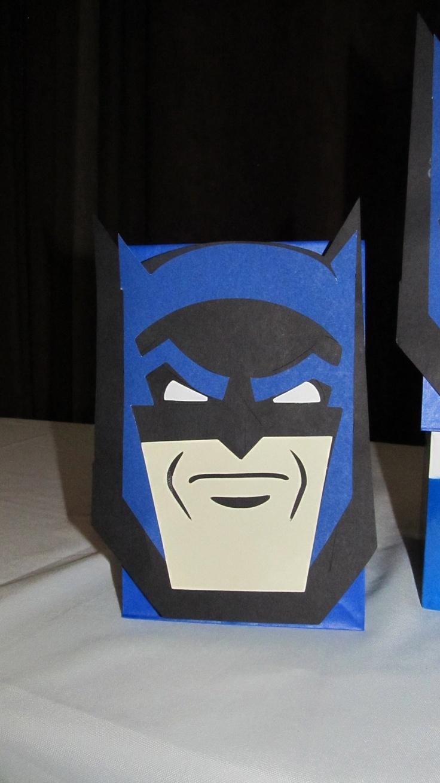 Super Hero Batman Goody Bags LARGE