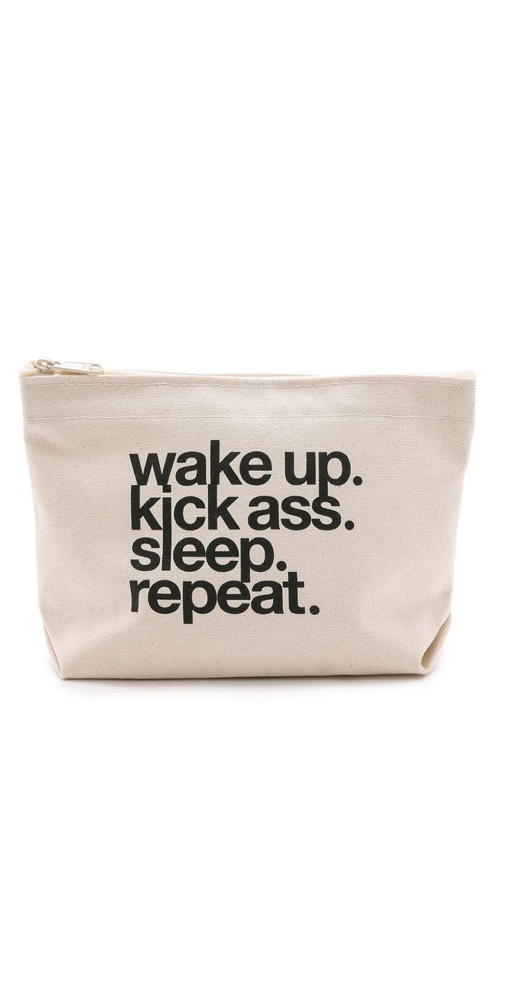 Dogeared Wake Up Pouch | SHOPBOP