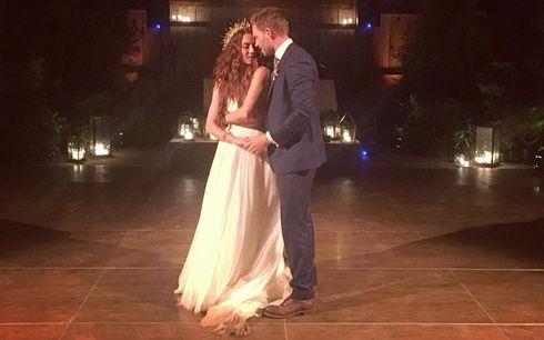 トローヤン・ベリサリオとパトリック・J・アダムスが結婚❤