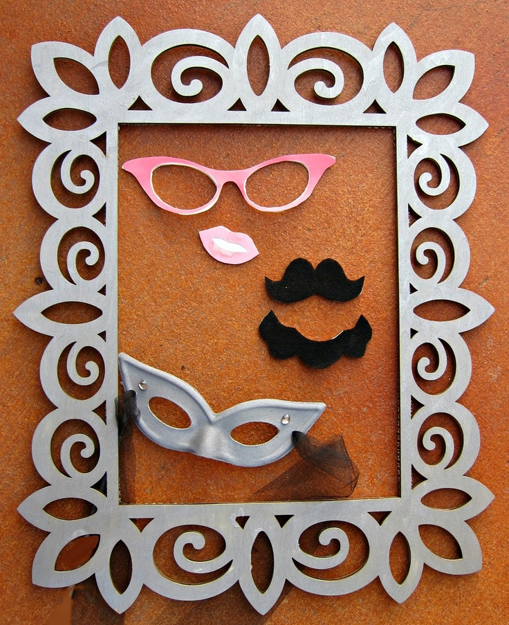 505 best diy props images on pinterest cat supplies cute easy diy photo booth props using foam sheets felt and other inexpensive items solutioingenieria Image collections